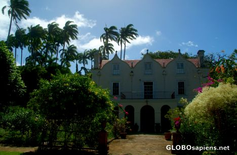 Belleplaine (BB) - Sugar Plantation House