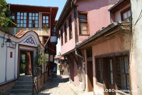 Old Plovdiv - My Favourite St