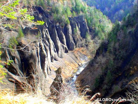 Changbai Canyon