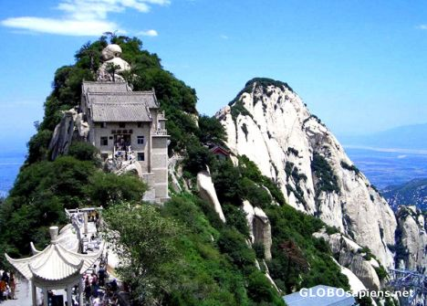 Mountain Huashan, Xian Tours China