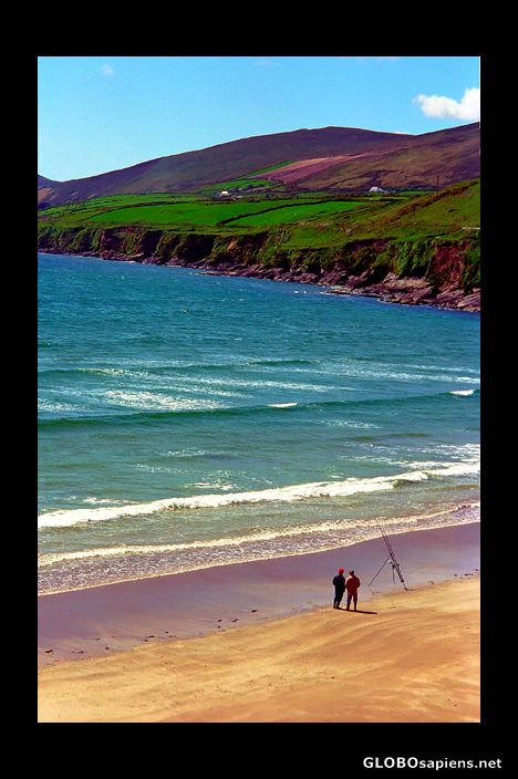 One of Ireland's finest beaches, near Ventry