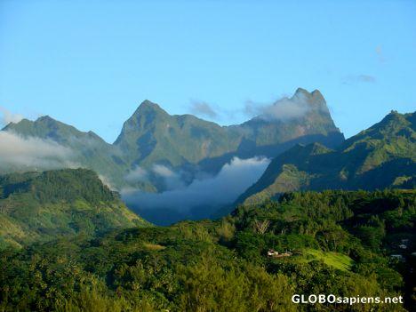 mont orohena height