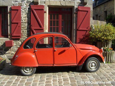 dol de bretagne france famous french car globosapiens. Black Bedroom Furniture Sets. Home Design Ideas