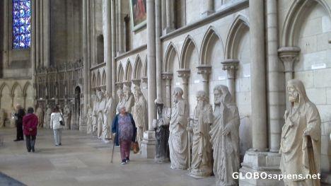 Rouen france saints in the rouen cathedral globosapiens - Haute normandie mobel ...