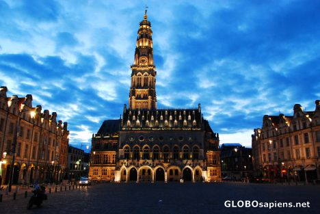 Town Hall in Arras