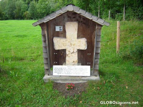 Celtic Cross in Bavaria