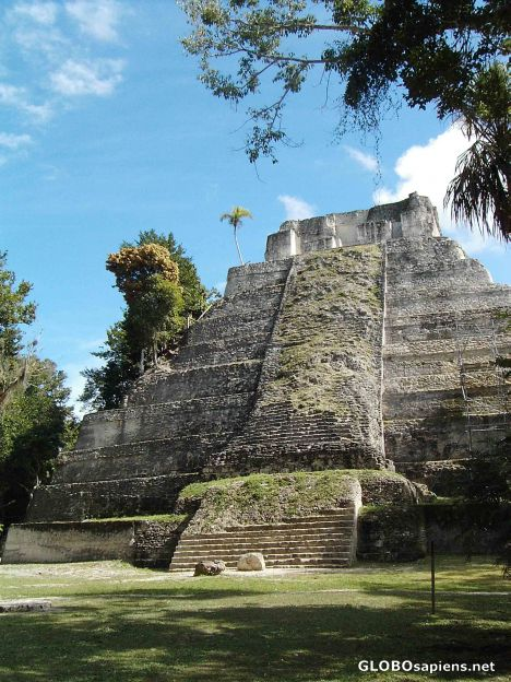 Yaxha in the Deep Mayan