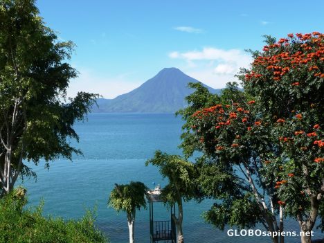 Morning on Lake Atitlan