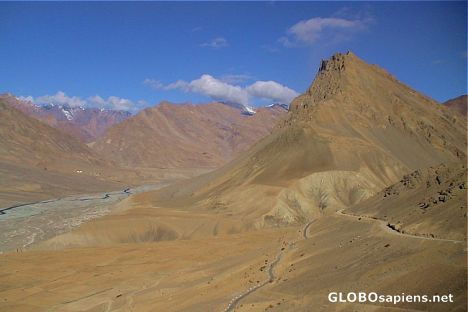 Entry to the Spiti Valley