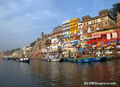 Cruise on the Ganges