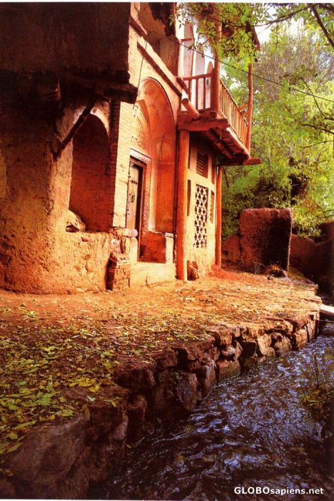 abyaneh(a historical village)