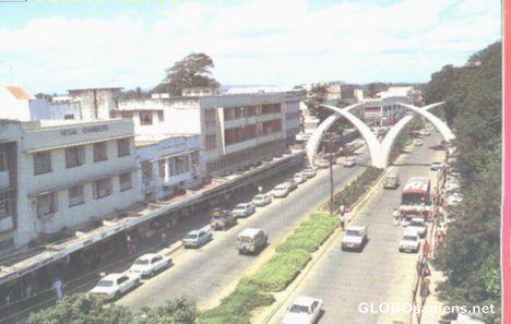 Moi Avenue-Mombasa Kenya