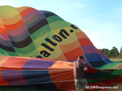 Ballooning goes on!