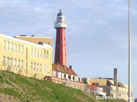 Lighthouse of Scheveningen
