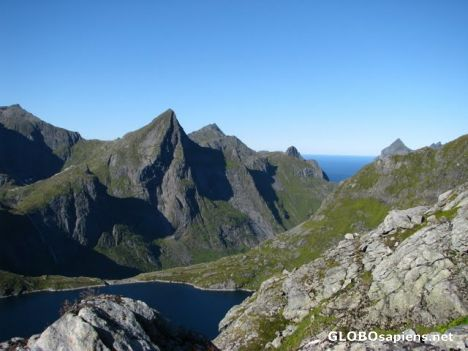 If you look to the other side in Lofoten ;o)
