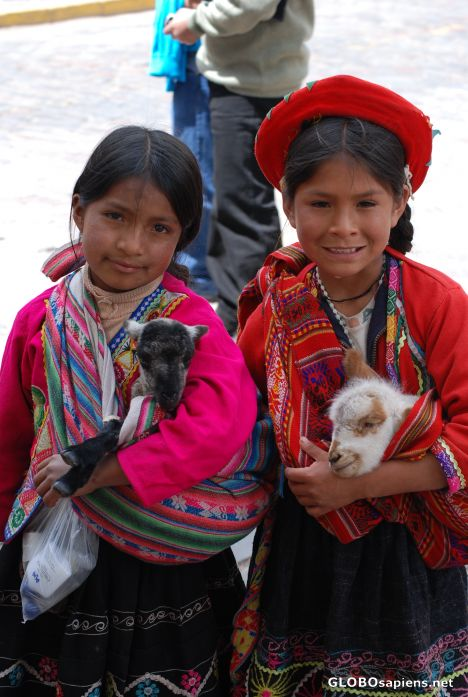 cusco children