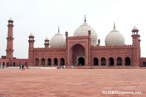 King Mosque of Lahore