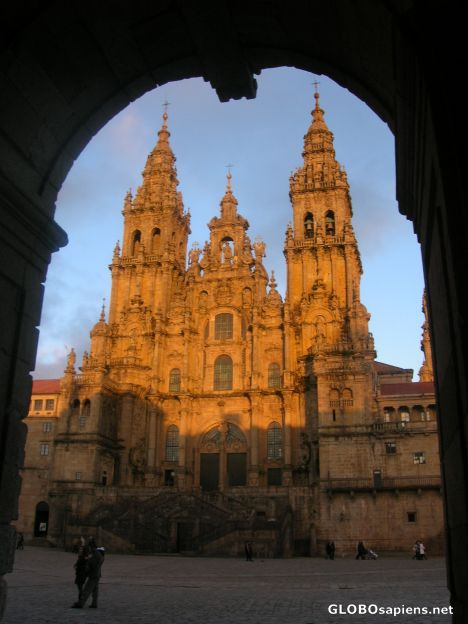32 - In the Camino there are Cathedrals
