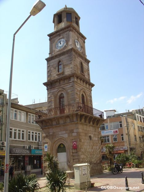Canakkale Clock Tower