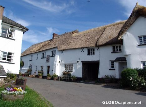 Duke of York Pub ,Iddesleigh, Devon