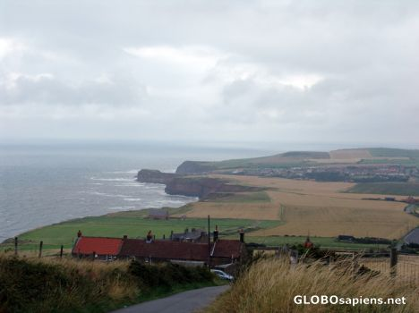 View towards Staithes