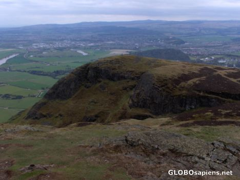 From the top of Dumyat