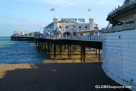 Brighton (GB) - the Brighton Pier