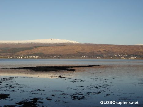 Towards Corpach