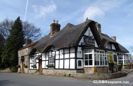 Fox & Hounds Pub, Bredon, Worcestershire