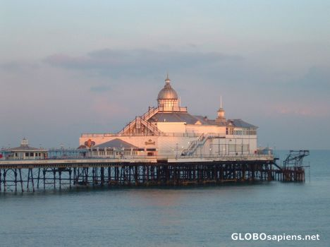The Pier in Eastbourne