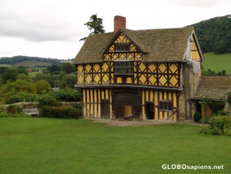 Manor House, Stokesay Castle