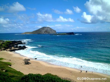 Greeting cards - Free Travel eCards - United States Maca Puu' Beach Hawaii