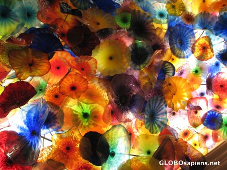 Bellagio Hotel - Fiori di Como - The Glass Ceiling