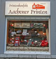 Aachen travelogue picture
