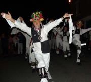 The Village also sees many Morris Dancers - another quaint English tradition.
