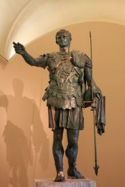 Statue of Germanicus in Archaeological Museum