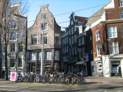 Settling, and unsettling crooked buildings of Amsterdam