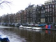 Amsterdam travelogue picture