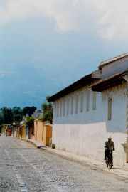 Antigua Guatemala travelogue picture