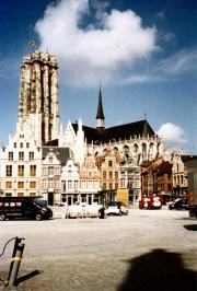 Mechelen Cathedral