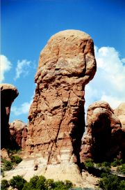 Phallic rock with no name - very intriguing