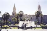Arequipa travelogue picture