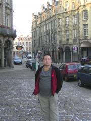 The streets of Arras