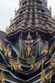 Roof Detail Grand Palace