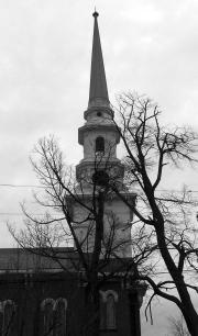 Church Spire off Main St