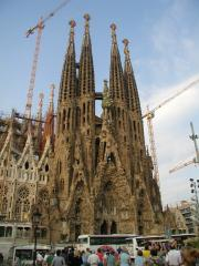 Sagrada Familia is our pride
