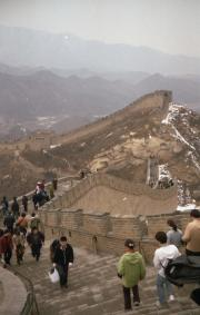 Winter at the Great Wall