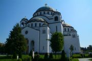 Sveti Sava Greek Orthodox Cathedral