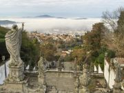 View from Bom Jesus do Monte