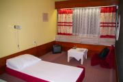 Hotel Kyjev, room number 1216.